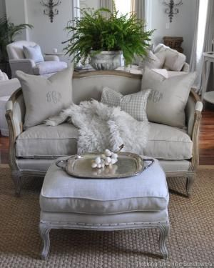 French country living room frenchcountry