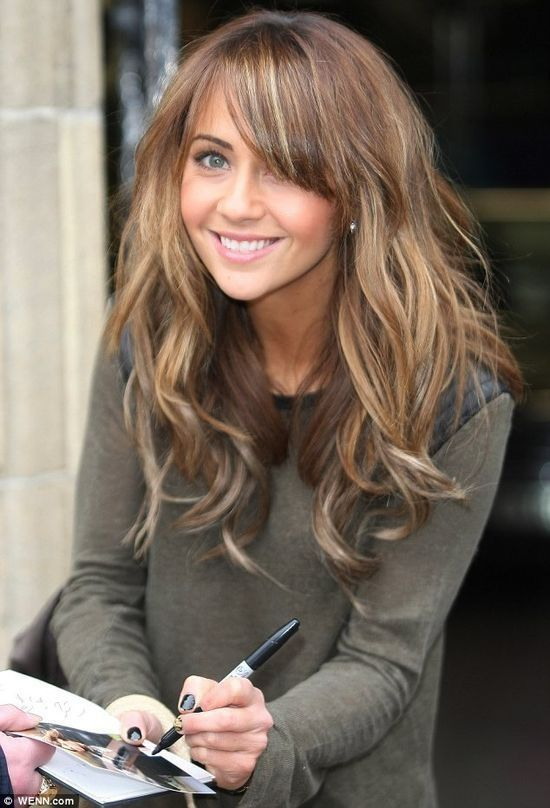 Light brown hair with blonde highlights beauty