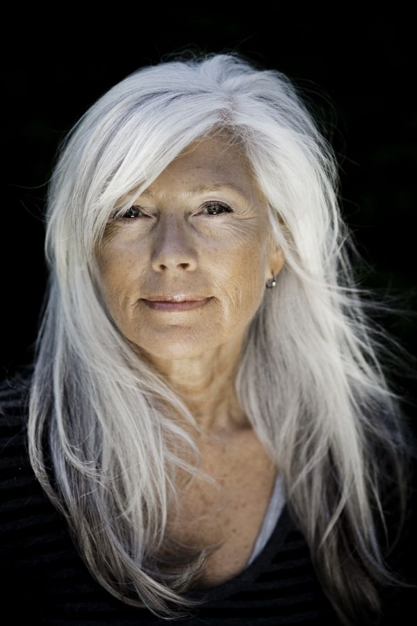 Wanna look like her when i become old
